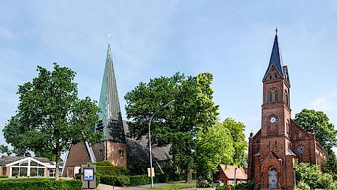 Friedhof Henstedt-Ulzburg